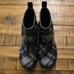 Like New Dsw Low Ankle Rain Boots